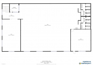 Fitness Business Floorplans